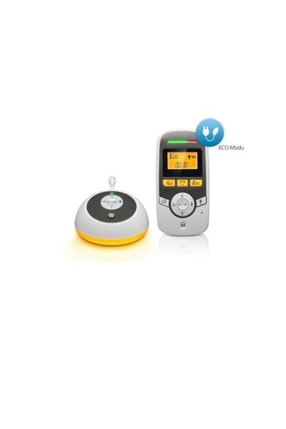 Motorola MBP161 DECT Digital Baby Monitor with Activity Timer BMP-MBP161