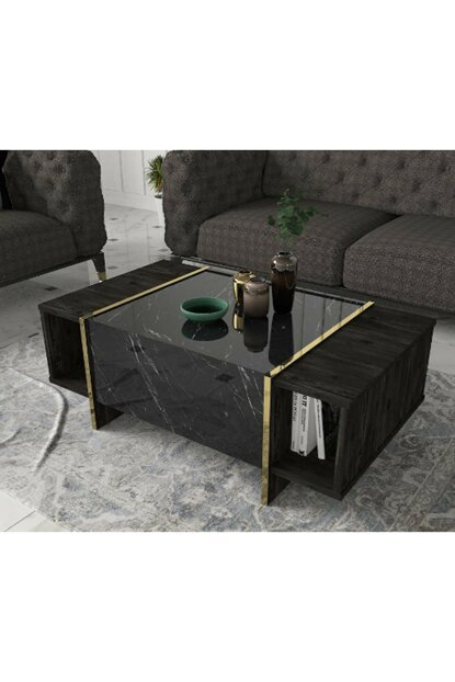 Exclusive Veyron Coffee Table Rebab Marble 8681506226822