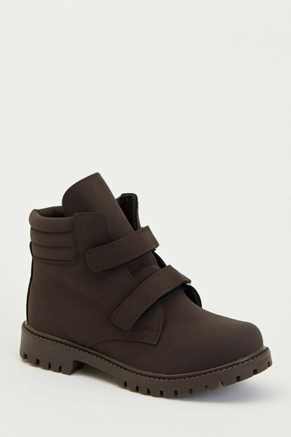 Basic Boots with Velcro M1604A6.19AU.BN45