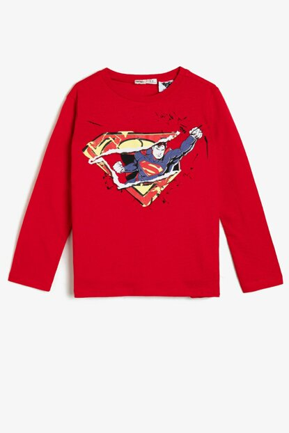 Red Children's T-Shirt 0KKB16972OK