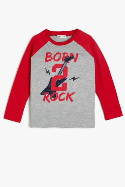 Gray Children's T-Shirt 0KKB16977OK