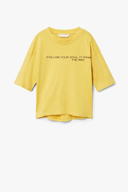 Yellow Boy T-Shirt 33010724