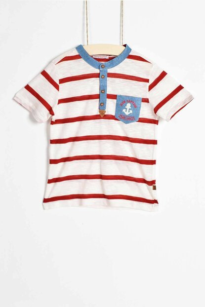 Boys' T-Shirt 6-12 Years