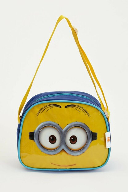 Minions Licensed Lunch Box M9799A6.19WN.YL34