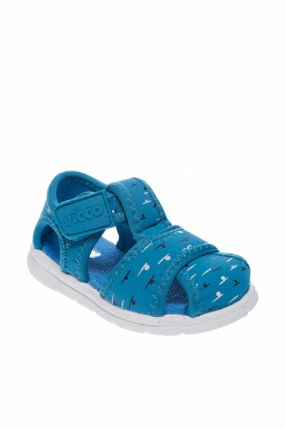 Blue Unisex Children Sandals 211 332.19Y337B