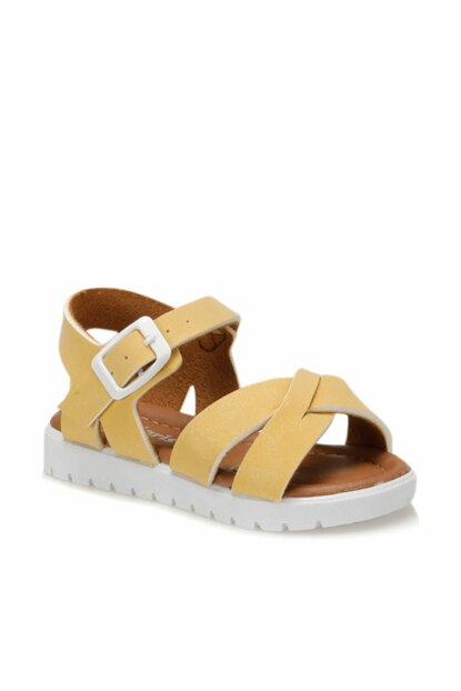 Yellow Girls Sandals 000000000100380033