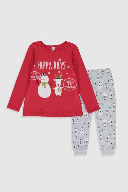 Girl's Pajamas Set 9WN082Z4