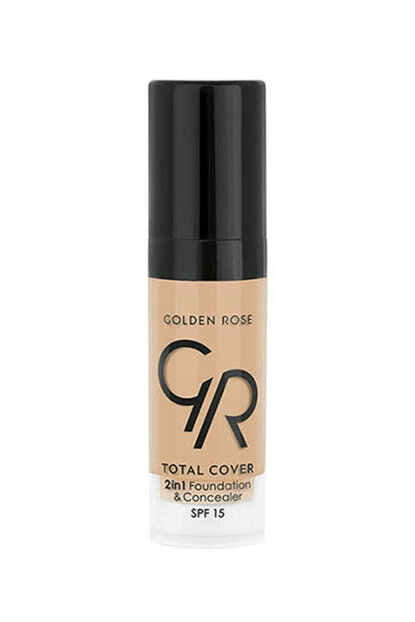 Foundation & Concealer - Total 2 in 1 Foun. & Conc. Mini Size 6.5 ml 112 8691190964023 PHDF