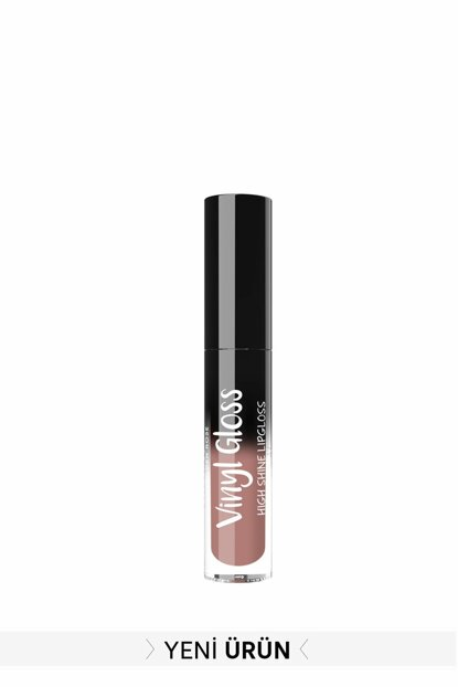 Lip Gloss - Vinyl Gloss High Shine Lipgloss No: 03 8691190390334 RVGS