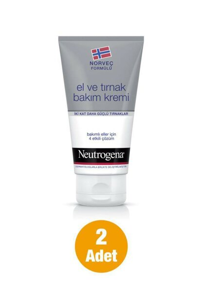 Norway Formula Hand & Nail Care Cream 75 ml x 2 35746611332012