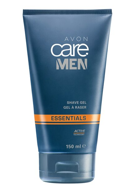 Care Men Shaving Gel 150 ml 5050136600556