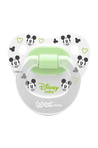 Disney Orthodontic 6-18 Months No 2 Pacifier 44140