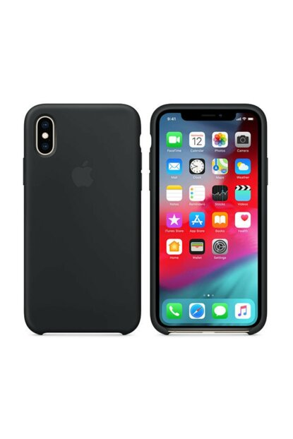 Original Iphone Xs Max Black Launch Case RYEY0001
