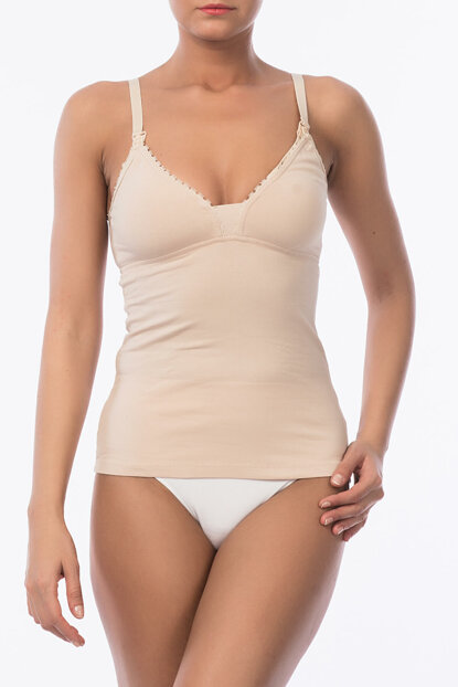 Women's Skin Breastfeeding Singlet NBB 3050