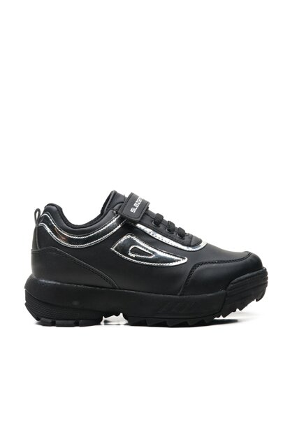 ALANIS Sports Kids Shoes Black SA19LF028K