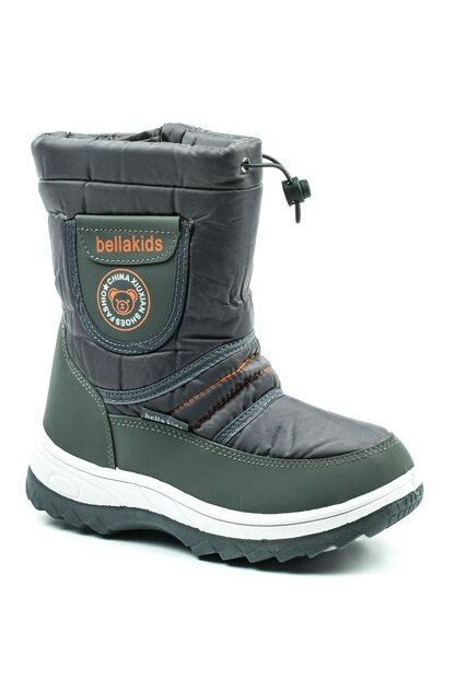 Gray Unisex Children's Boots 1055.F.132