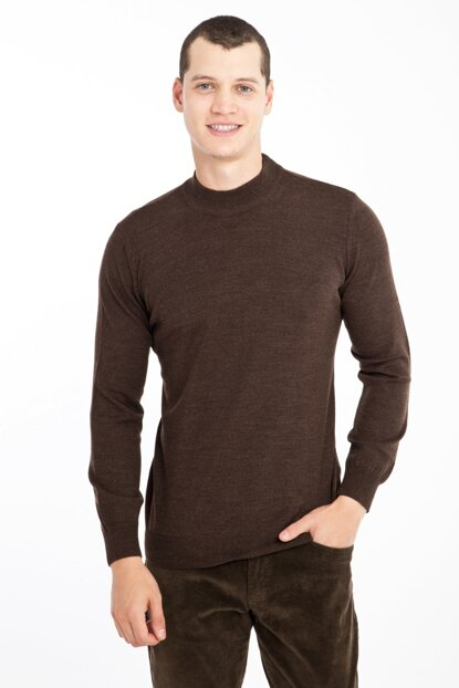 Bato Neck Regular Fit Sweater Pullover 81126