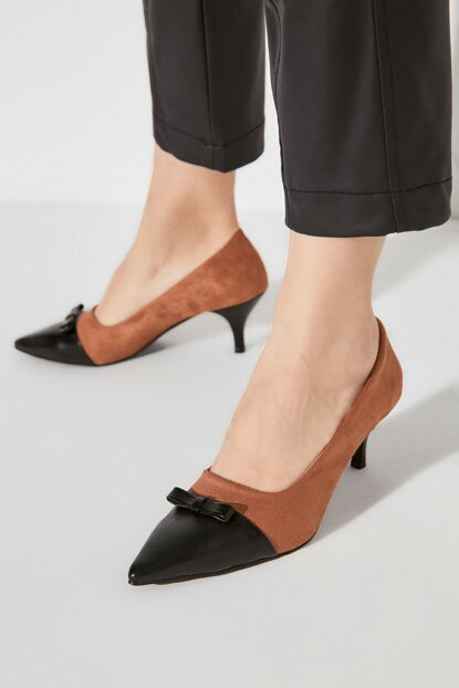 Taba Women's Classic Heeled Shoes TAKAW20TO0122