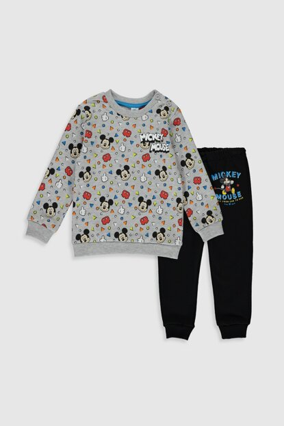 Baby Boy Red Printed Ltq Suit 9WR318Z1