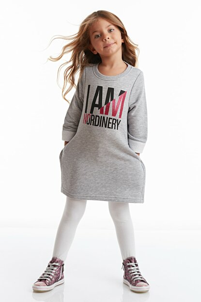 Nordinery Girls' Dresses MS-19K1-028