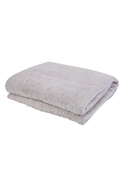 Leslie Gray Double Embosy Blanket 201.15.01.0047