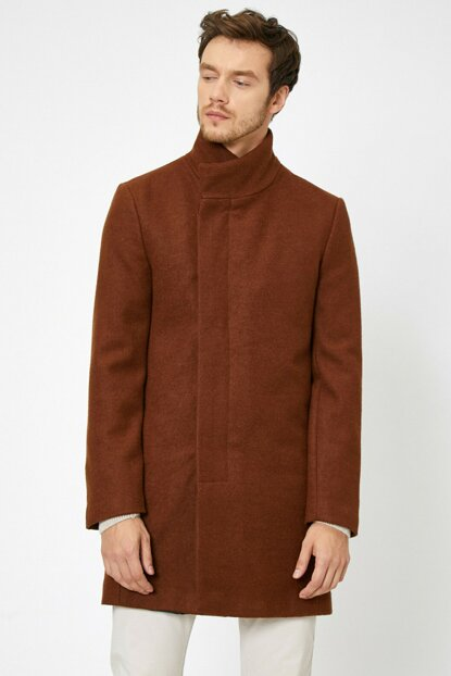 Men's Coffee Coat 0KAM01605HW