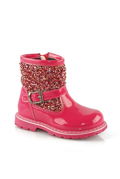 312.Y.292 BB Fuchsia Girls' Boots