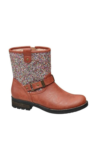 Unisex Brown Boots 1500527