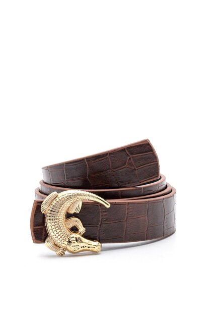 Alligator Buckle Belt K-AW19007