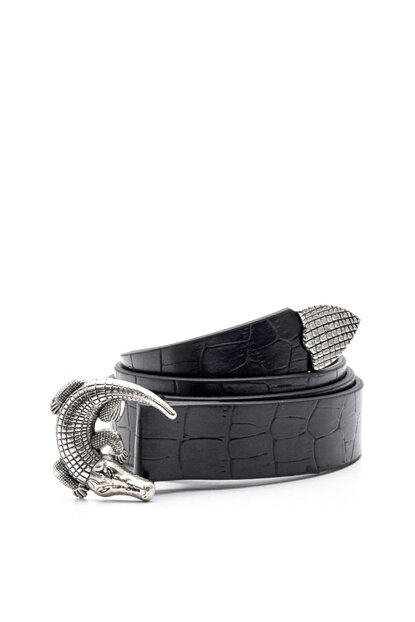 Alligator Buckle Belt K-AW19008