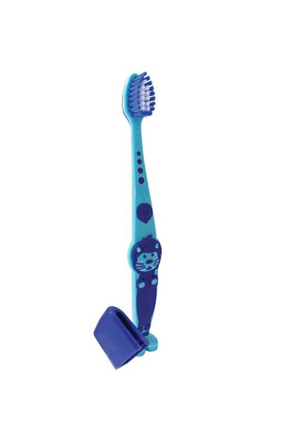 Children's Toothbrush - Eurofresh Hero Kids Blue 8690131416393 20110702044