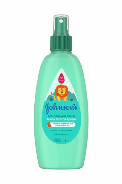 Johnsons Baby Easy Screening Spray 200 ml 44901