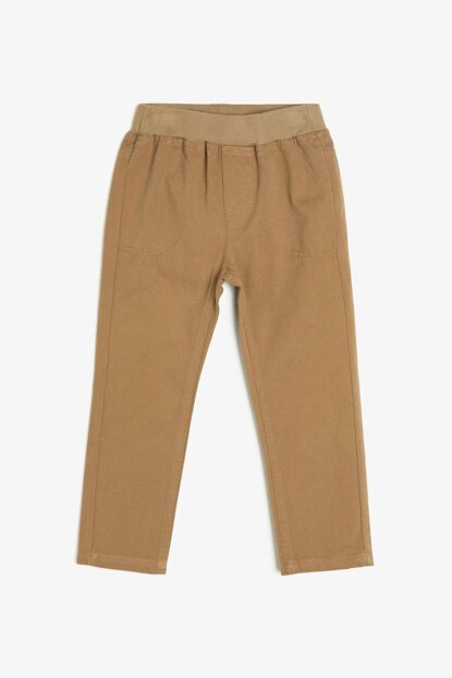 Coffee Children's Pants 0KKB46606OW