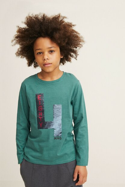 Green Boy T-Shirt 33053022