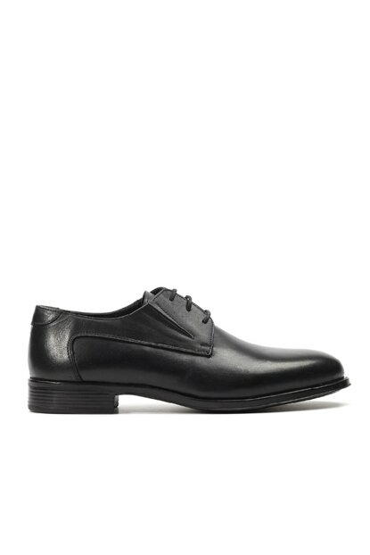 Genuine Leather Black Men Classic Shoes 02AYH169230A100