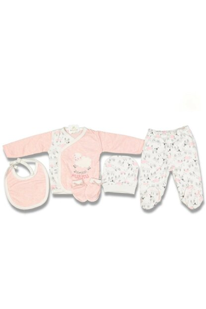 Baby Girl 5s Mother's Lamb Layette Set 81210