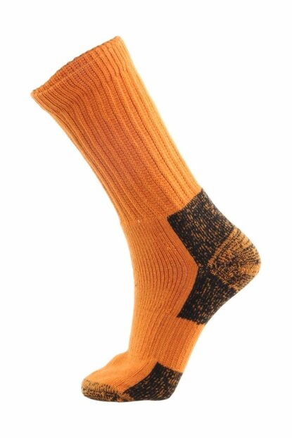 Trekking Socks Orange / Black PNZ-574652ORGBLKORSY