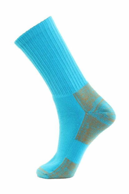 Hiking Socks Blue PNZ-389741TURQORGS5J