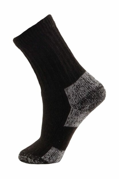 Trekking Socks Brown / White PNZ-574652BRWWHTBNW
