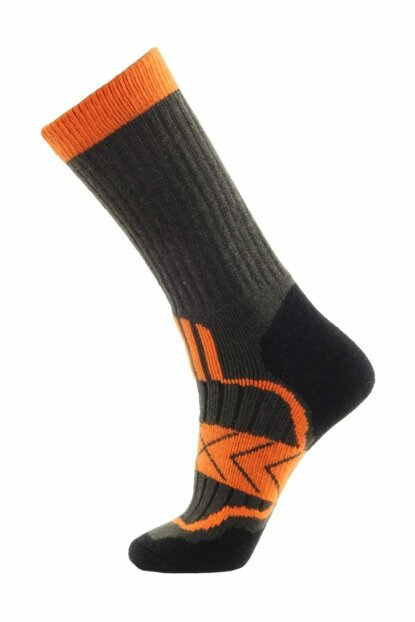 Outdoor Socks Orange / Black PNZ-460532KHABLORG62vl