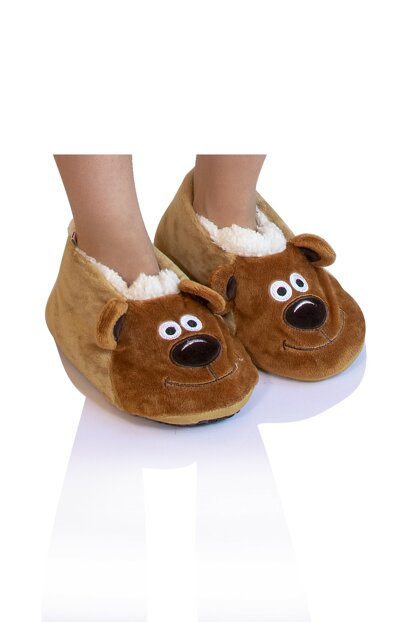 A.Koffee Unisex Children Animal Slipper NN0547