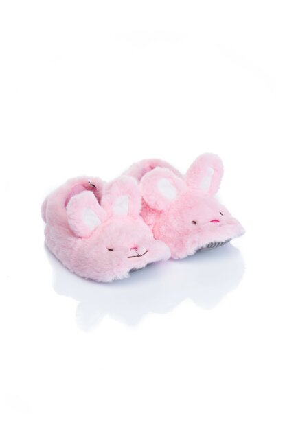 Pink Unisex Children Animal Slipper NN0548
