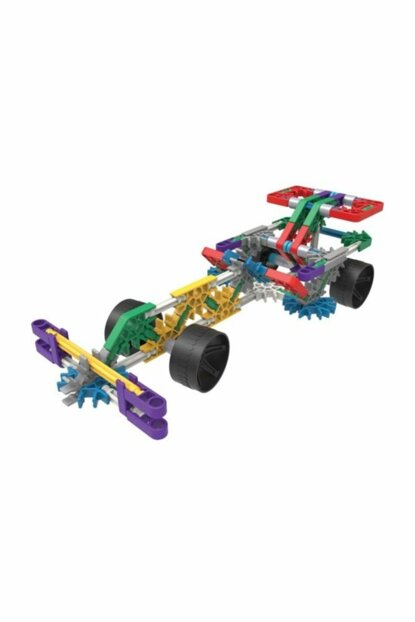 Neco K'nex 10 Model Educational Building Kit OY.0744476170095