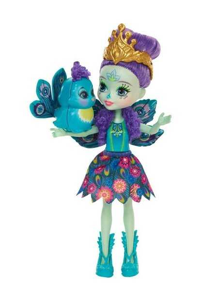 Character Dolls DVH87 - Patter Peacock T000DVH87-34378