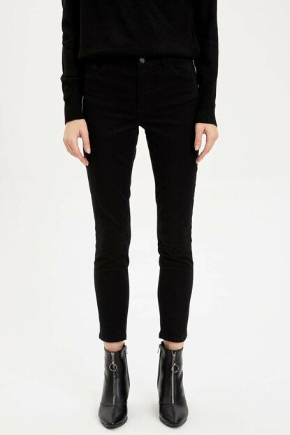 Women Black Rebeca Fit Pants M4559AZ.19WN.BK27