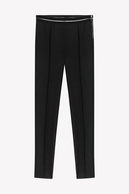Women's Black Pants TW6190003163001
