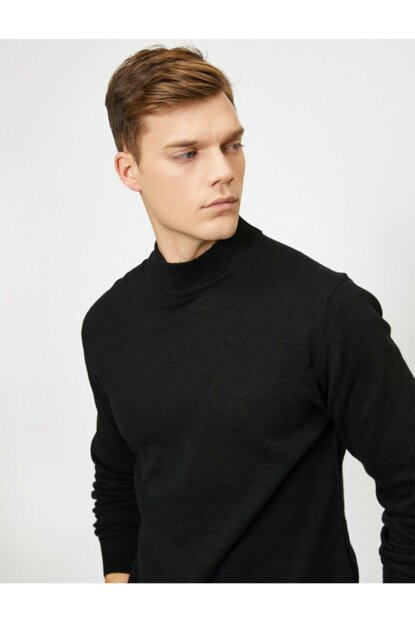 High Neck Sweater 0KAM91859DT