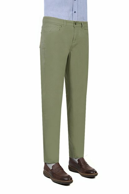 Chino Trousers (Slim Fit) 2ECC32321758M_401