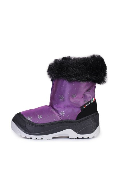 Fuchsia Children Snow Boots 99951FUR