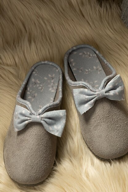 Women's Bow Slipper 1KTERL0326-8682116106771